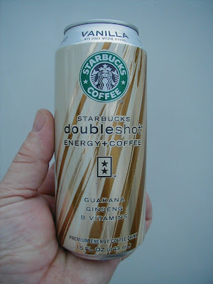Sawdust And Cowpies Starbucks Doubleshot Energy Drink A