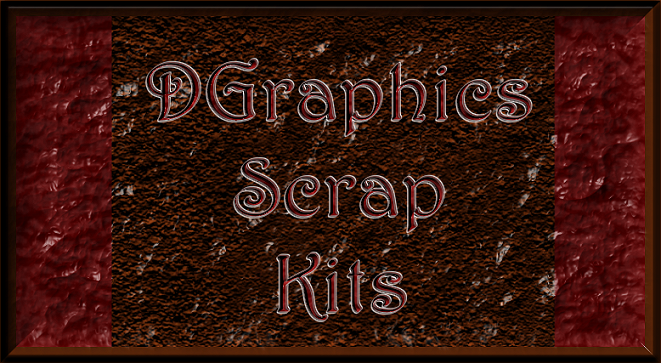 DGraphic Scrap Kits