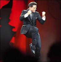 Luis Miguel el saltarin