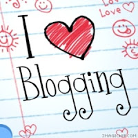 Amo bloguear love blogging