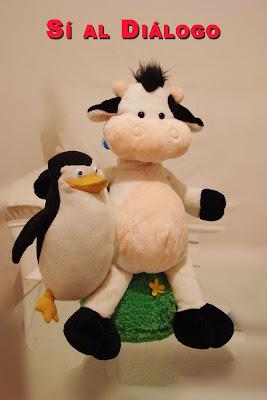 Ema la vaca y el pingüino