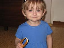Natalie likes Cookies
