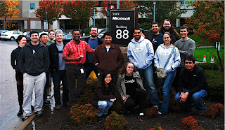 Google Webmaster Tools team at Microsoft