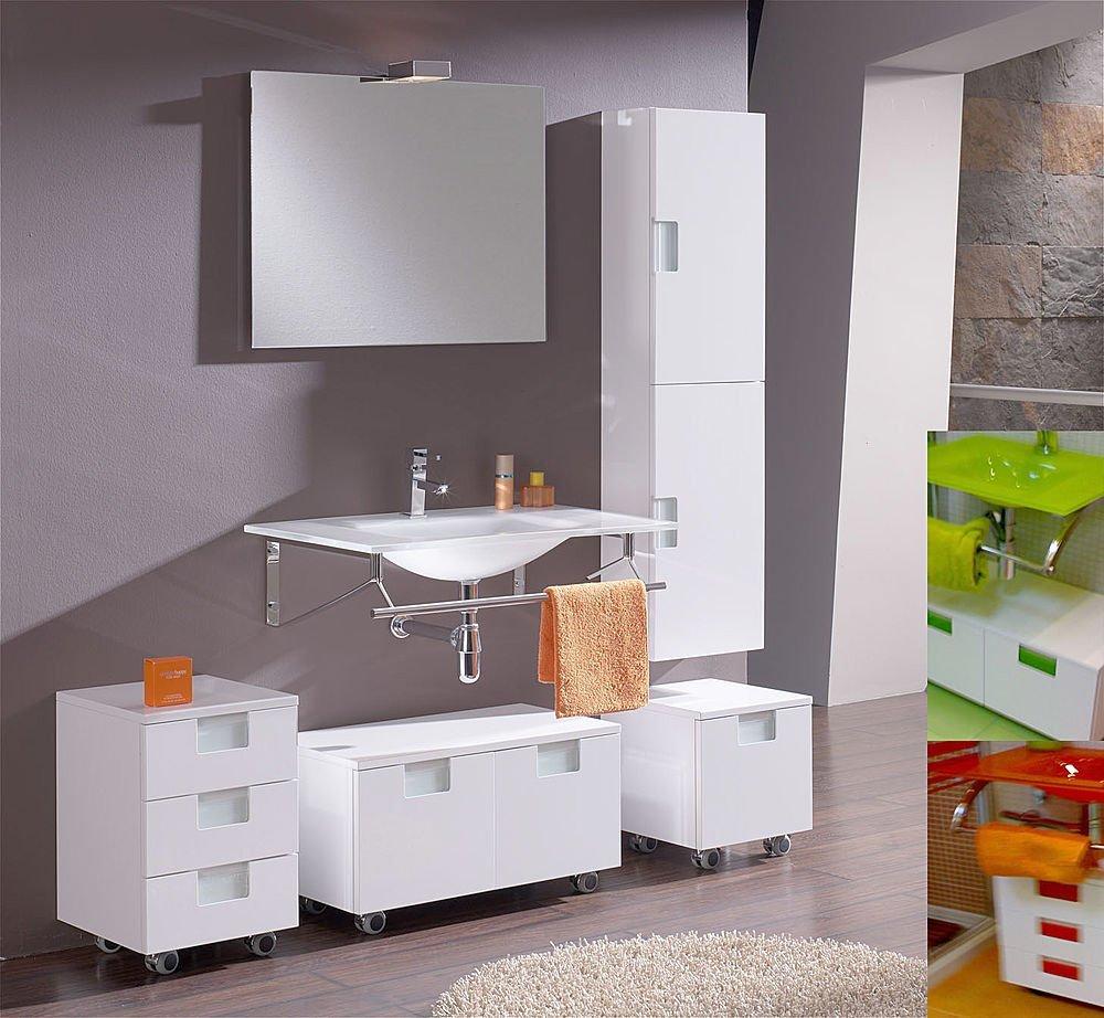 Cuartos De Baño Pequeños Muebles | Muebles Cuarto De Bano Leroy ...