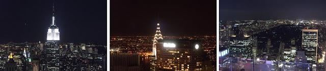 Vistas desde el Top of the Rock, NYC