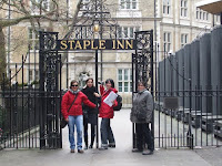 Staple Inn, Londres