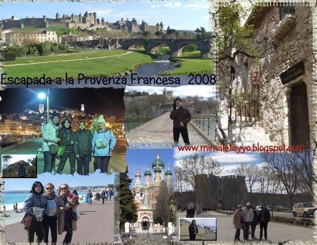 Escapada a la Provenza Francesa en 2008