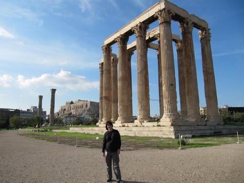 Estadio de Zeus Olímpico, Atenas