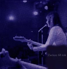Koncert na Zaciszu, zdjęcie z gazety