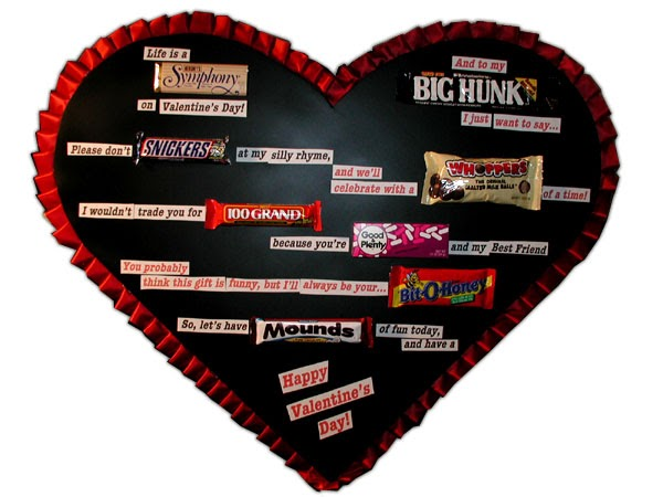 Get Wacky and Crafty with Pattiewack!: Candygram Valentine