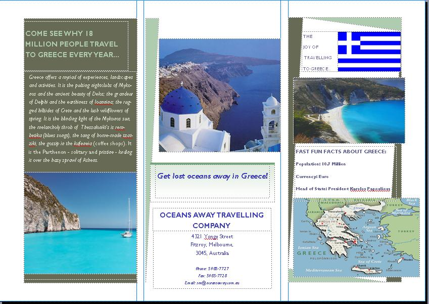 Greece Travel Quotes. QuotesGram