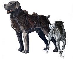 d&d mastiff