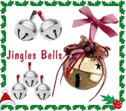 Tacky 'Jingles Bells' clip art