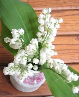 Blumensprache Maiglockchen