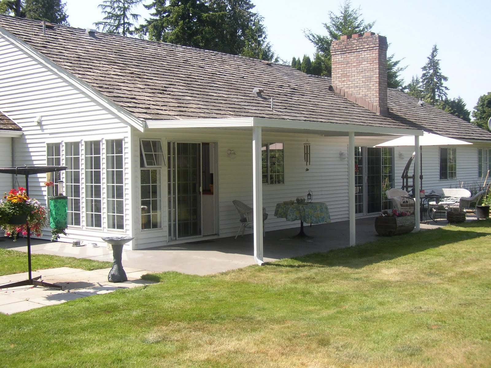 Awnings and Patio Covers: Why Buy A Patio Cover?