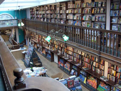 Daunt Books, Londres, Inglaterra