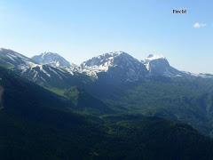 Mount Fischt 2868 m