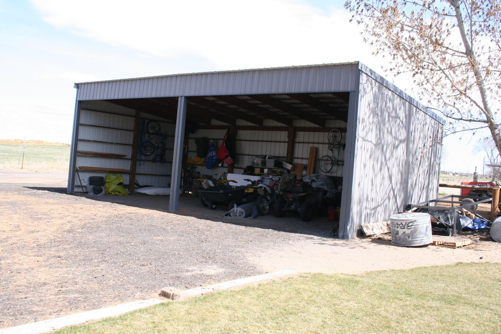 Insulated Garden Shed >> Jerome, ID Home For Sale