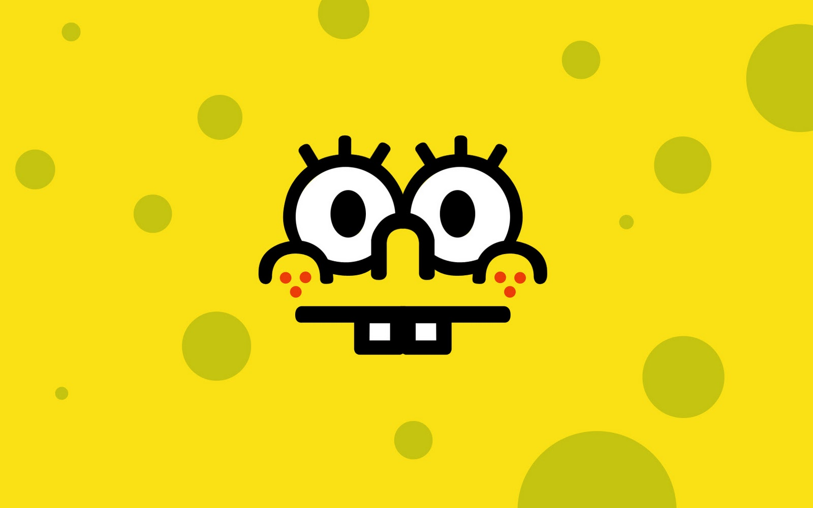 Wallpapers Box Funny Spongebob Face Hd Wallpapers Backgrounds