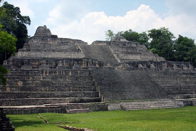 Caracol Caana Temple
