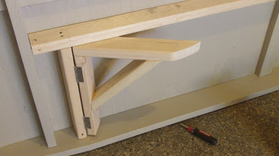 Do It Yourself Storage Shed Plans Folding Workbench