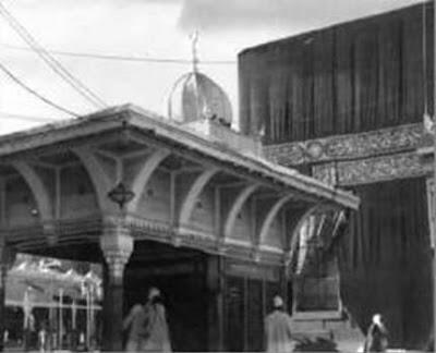 Makam-e-Ibrahim.