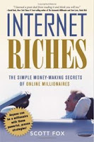 Internet Riches, by Scott Fox Book Cover