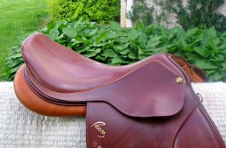 Pessoa Saddles For Sale: July 2008