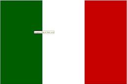 bandeir italia