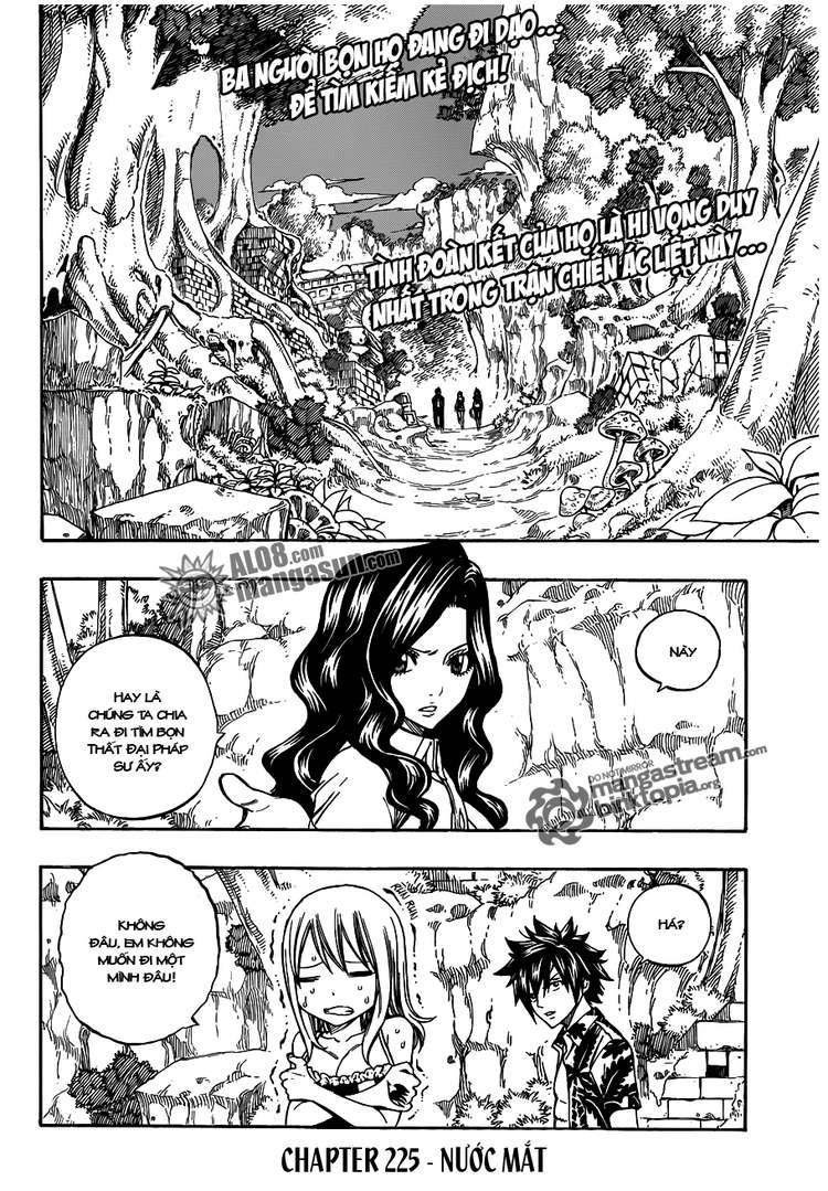 Fairy Tail Chap 226