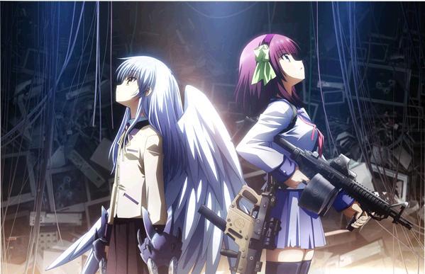 Otaku Life: Angel Beats! Hinted Season 2