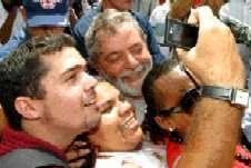 Visita de Lula a Quixadá
