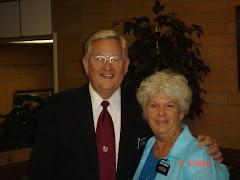 Elder & Sister Simmons