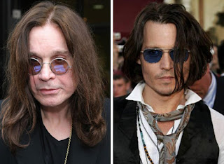 johnny depp ozzy osbourne