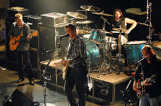 Dave Grohl  Joshua Homme John Paul Jones