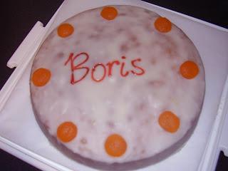Flourless orange cake for Boris  Laws of the Kitchen