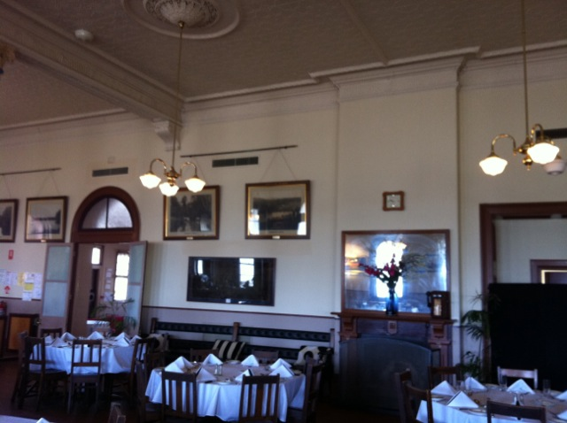 Platform 9 Railway Refreshment Rooms Toowoomba Laws