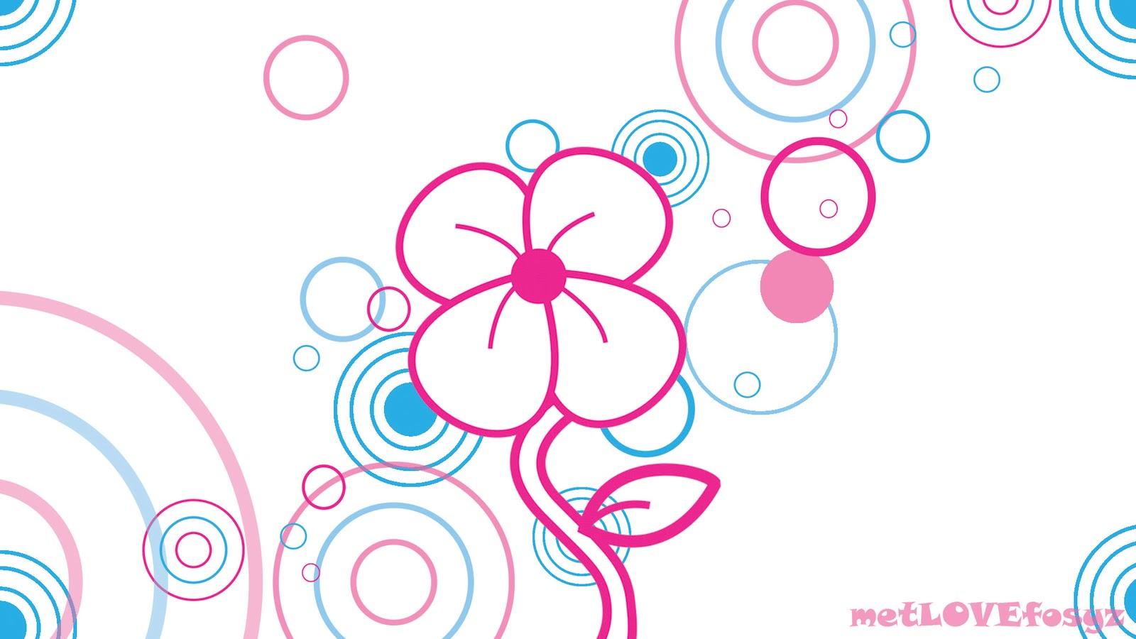 Wallpapers Con Flores En Caricaturas