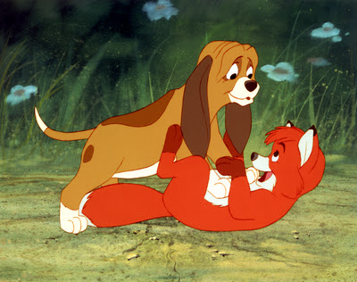 Rox et Rouky [Walt Disney - 1980] Rox+chahutage_bon_enfant_jpg