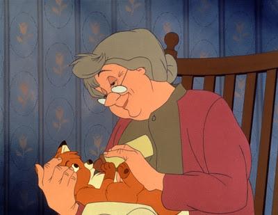 Rox et Rouky [Walt Disney - 1980] Rox+Tartine+biberon