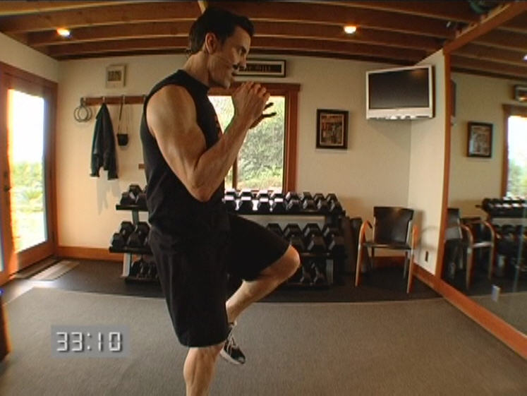 Book Reviews and More: On One Leg For Legs - Tony Horton One on One