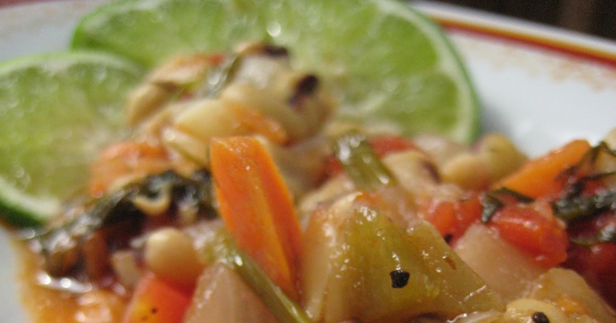 Almost Turkish Recipes: Black-Eyed Pea Pilaki (Börülce Pilaki)
