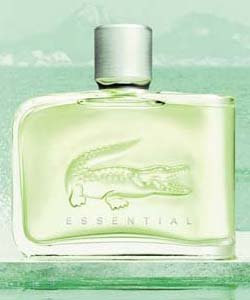 Amostra Grátis Perfume Lacoste Essential