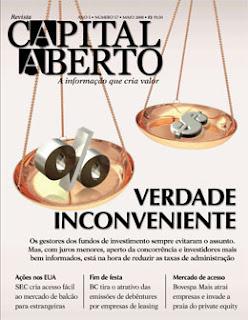 Amostra Grátis Revista Capital Aberto