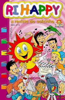 Brinde Grátis Revista Solzinho