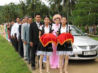 đám cưới miền quê