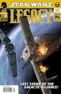 Star Wars: Legacy #20