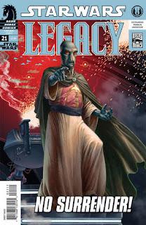Star Wars: Legacy #21