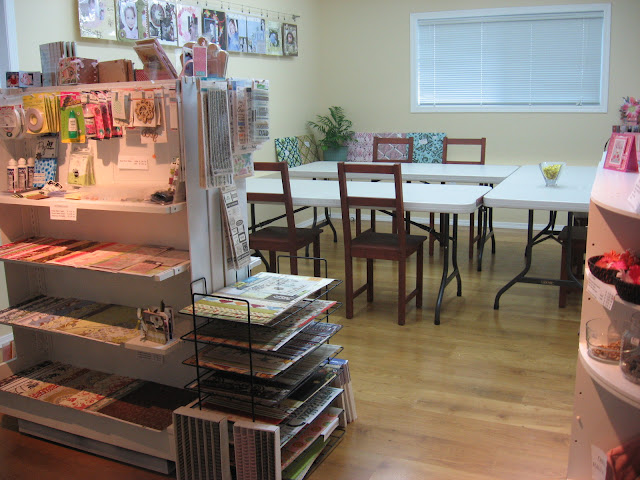 Scrapbook Studio Organizing