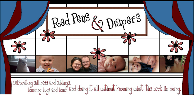 Red Pens and Diapers